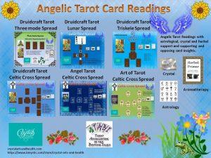 Angelic Tarot Card Readings